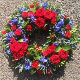 Malleo Wreath