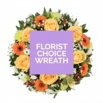 Florists Choice Wreath