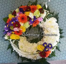 Belladonna Based Wreath